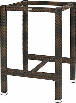 Lounge Stehtischgestell LINA für 80x80 cm Platten