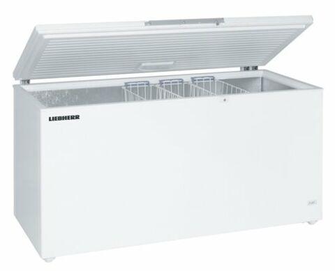 Liebherr GTL 6105 Gewerbetiefkühltruhe mit Klappdeckel-Gastro-Germany