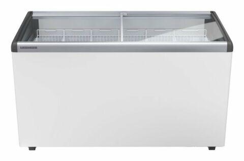 Liebherr Gewerbe Gefriertruhe Tiefkühltruhe GTI 4953 mit Glasschiebedeckel-Gastro-Germany