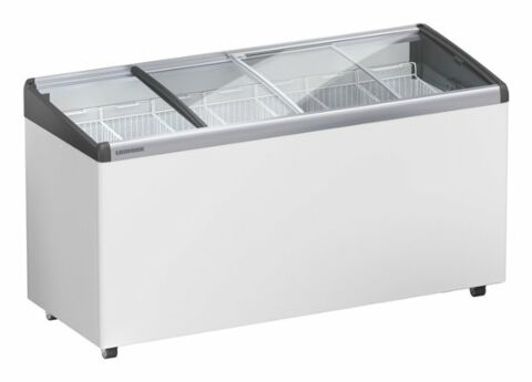 Liebherr Gewerbe Gefriertruhe Tiefkühltruhe GTI 5853 mit Glasschiebedeckel-Gastro-Germany