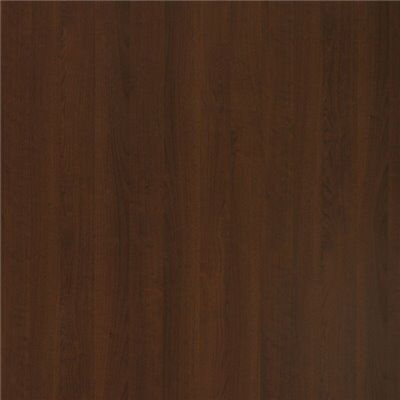Melamin Tischplatte Nussbaum dunkelbraun, 60x60 cm, Stärke: 2,2 cm-Gastro-Germany