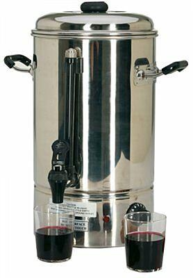 GGG Wasserboiler elektrisch WB-10 Liter-Gastro-Germany