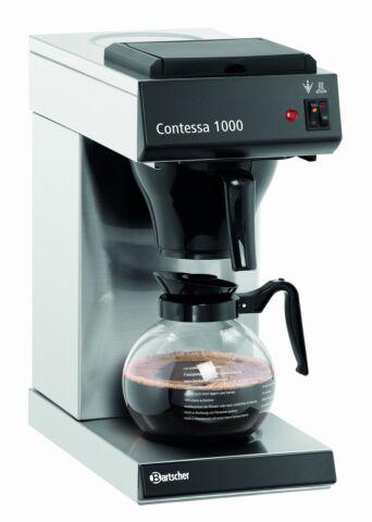 Bartscher Kaffeemaschine Contessa 1000-Gastro-Germany