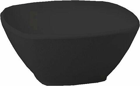 Schale, 0,5 Liter ZEN schwarz 17,5 x 17,5 cm, H: 7 cm-Gastro-Germany