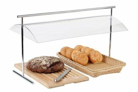 Hygieneschutz, 82 x 42 cm, H: 45 cm, Haube: Acryl-Gastro-Germany