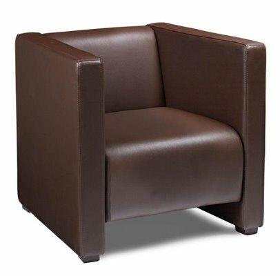 Lounge Bank Reka 70x70 cm, braun-Gastro-Germany