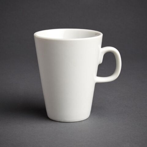 Athena Hotelware Kaffeebecher 285ml (12 Stück)-Gastro-Germany