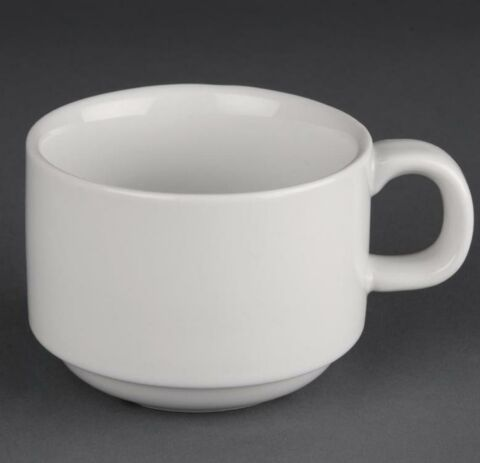 Athena Hotelware Kaffeetasse (24 Stück)-Gastro-Germany