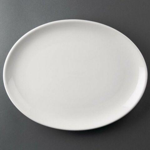 Athena Hotelware ovale Coupteller 30,5cm (6 Stück)-Gastro-Germany