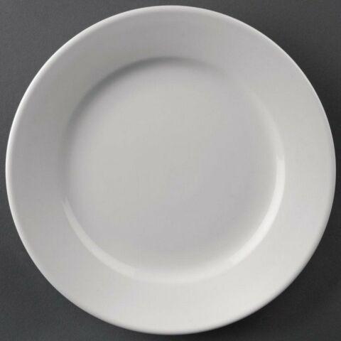 Athena Hotelware Teller mit breitem Rand 16,5cm (12 Stück)-Gastro-Germany