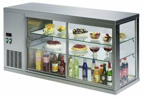 Aufsatzkühlvitrine VES 314-Gastro-Germany