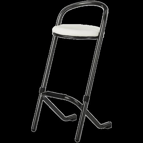 Stahl-Barhocker Marco stapelbar