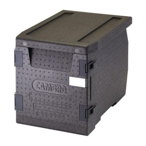 Cambro Frontlader Pizza Transportbehälter, 37(H) x 33(B) x 53,5(T)cm-Gastro-Germany