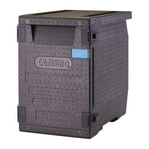 Cambro Frontlader Pizza Transportbehälter, 52,5(H) x 33(B) x 53,5(T)cm-Gastro-Germany
