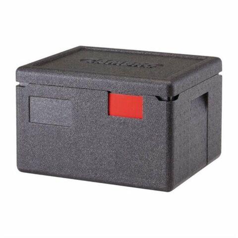 Cambro Pizzabox Transportbehälter, für1 x GN 1/2 Behälter 15cm tief, 16,9L-Gastro-Germany
