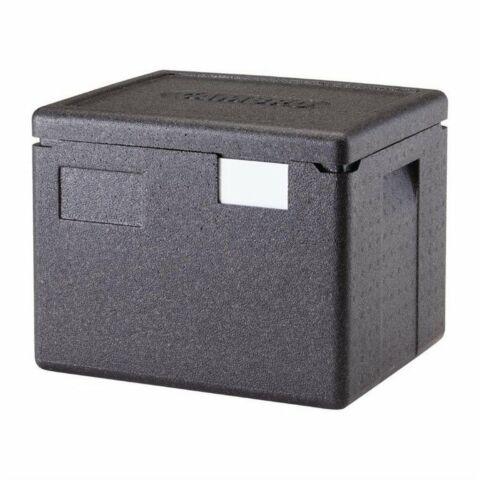 Cambro Pizzabox Transportbehälter, für 1 x GN 1/2 Behälter 20cm tief-Gastro-Germany
