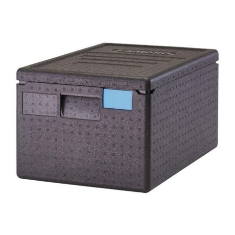 Cambro Pizzabox Transportbehälter, für 1 x GN 1/1 Behälter 20cm tief, 46L-Gastro-Germany