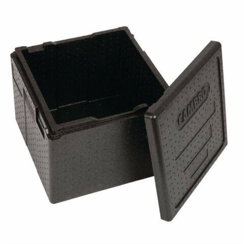 Cambro Pizzabox Transportbehälter, 41x41x33,9 cm-Gastro-Germany