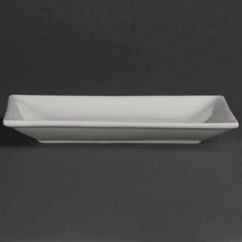 Olympia rechteckige Servierplatte 20cm (6 Stück)-Gastro-Germany