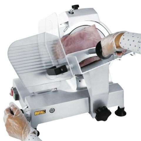 Buffalo Fleischschneidemaschine 22cm Blatt-Gastro-Germany