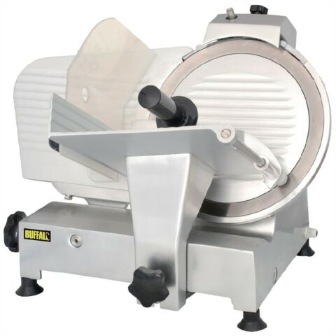 Buffalo Fleischschneidemaschine 30cm Blatt-Gastro-Germany
