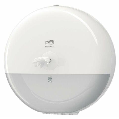 Tork SmartOne Toilettenpapierspender, 27 x 17 x 27(Ø)cm-Gastro-Germany