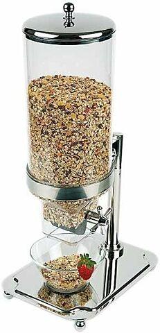 Cerealienspender CLASSIC, 35x26,5x68 cm, 8 Liter-Gastro-Germany