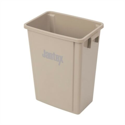 Jantex Recycling-Mülleimer beige 56L-Gastro-Germany