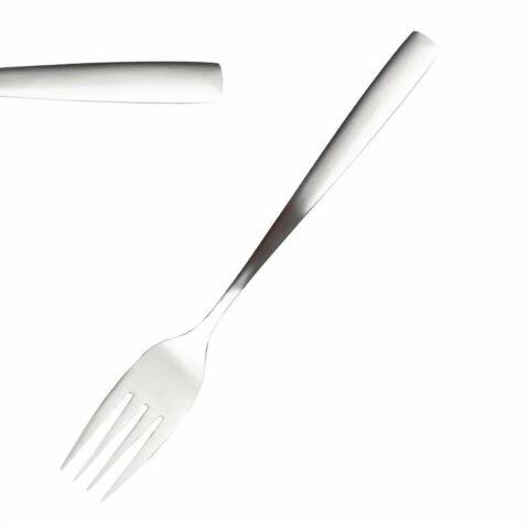 Comas Satin Kuchengabeln, 14cm (12 Stück)-Gastro-Germany