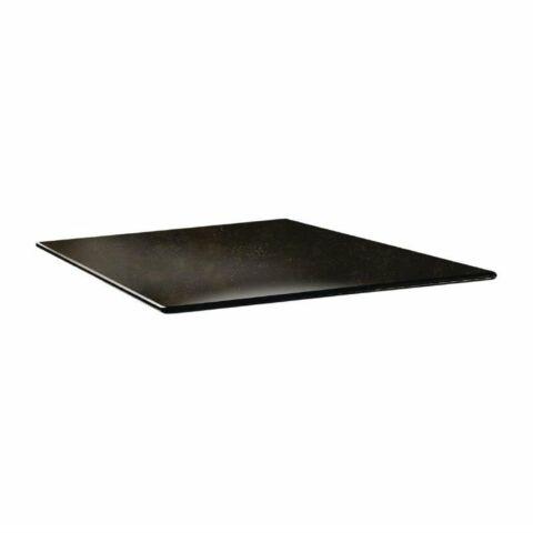 Topalit Tischplatte Smartline eckig Zypern Metall 70x70 cm