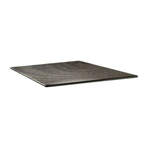 Topalit Tischplatte Smartline eckig Holz Optik 70x70 cm