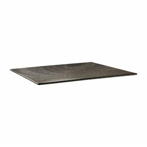 Topalit Tischplatte Smartline Holz Optik 120 x 80cm