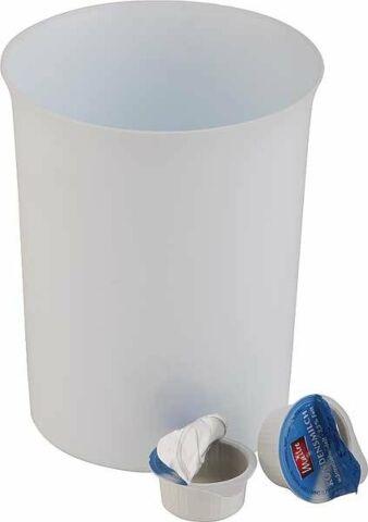 Tischrestebehälter, Ø 11 cm, H: 14 cm, 0,9 Liter-Gastro-Germany