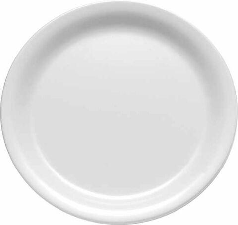 Teller, rund -CASUAL-, Ø 22,5 cm, H: 2,5 cm-Gastro-Germany