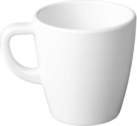 Kaffeebecher -CASUAL-, Ø 9,5 cm, H: 10 cm-Gastro-Germany