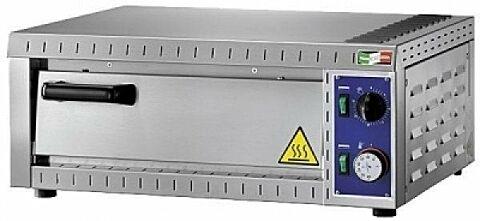 Elektro Pizzaofen B1, 1 Backkammer,230 V, für 1 Pizza-Gastro-Germany
