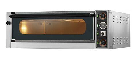 GAM Elektro Pizzaofen M6, 1 Backkammer,400 V, für 6 Pizzen-Gastro-Germany