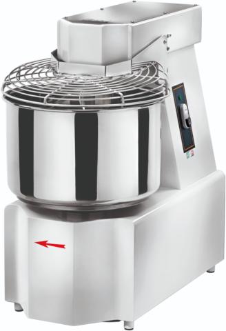 GAM Teigknetmaschine S20, 230 V, 21 Liter, 17 kg-Gastro-Germany