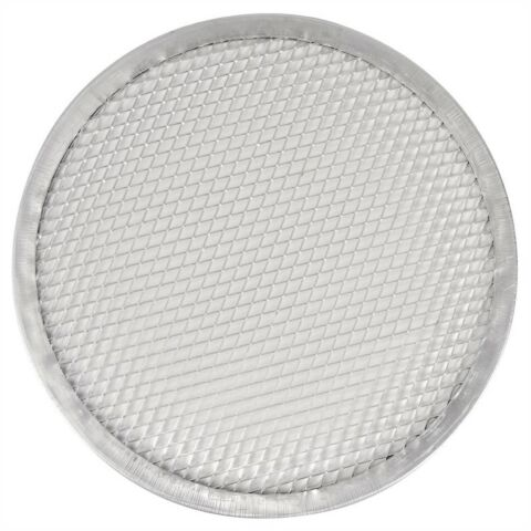 Vogue Pizzascreen aus Aluminium Ø 40,5cm-Gastro-Germany