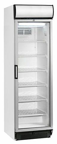 Gewerbetiefkühlschrank TK 300 G-CP, statische Kühlung, Glastür, Werbe-Display-Gastro-Germany