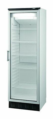 Gewerbetiefkühlschrank TKU 407 G LED, mit Umluftkühlung, Glastür und LED-Beleuchtung-Gastro-Germany