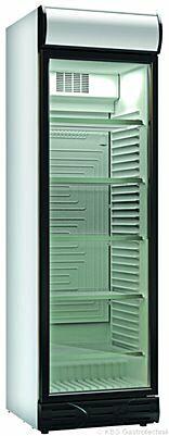 Glastürkühlschrank 375 GDU