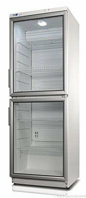 Glastürkühlschrank CD 350-2
