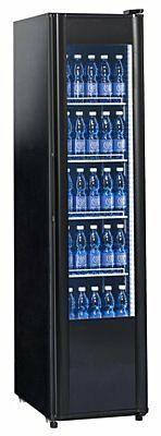 Glastürkühlschrank KBS 326 G Slim