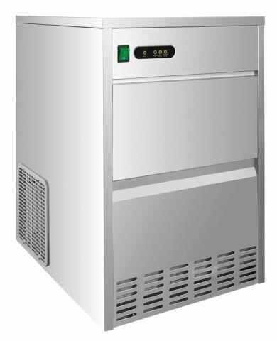 Eiswürfelbereiter Luftgekühlt, Kapazität: 28 kg/24 h-Gastro-Germany