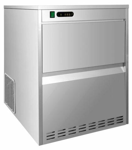 Eiswürfelbereiter Luftgekühlt, Kapazität: 52 kg/24 h-Gastro-Germany