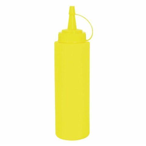 Vogue Quetschflasche gelb 681ml-Gastro-Germany