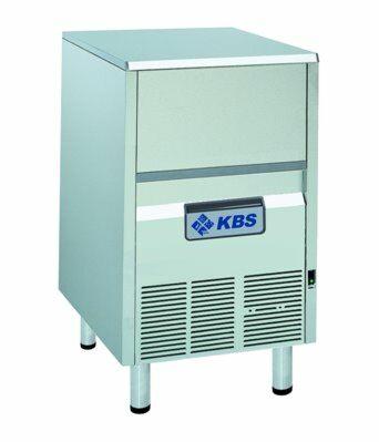 KBS Eisflockenbereiter KF 75 L, Luftgekühlt 80 kg / 24 Std-Gastro-Germany