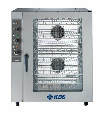 KBS Elektro Konvektionsofen, 10xGN 1/1, 400V, 830x637x970mm-Gastro-Germany