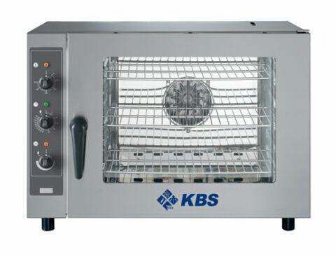 KBS Elektro Konvektionsofen, 5xGN 1/1, 400V, 830x637x595mm-Gastro-Germany